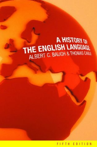 Book cover for share_ebook A History of the English Language